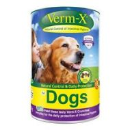 Verm-X Crunchy treats for Dogs